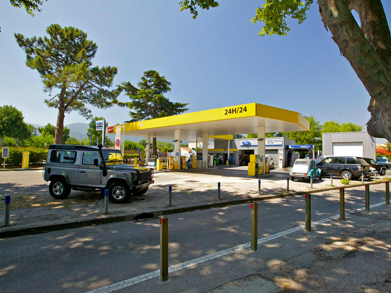 Station service essence et carburant 24h 24 argel s sur mer for Garage automobile argeles sur mer